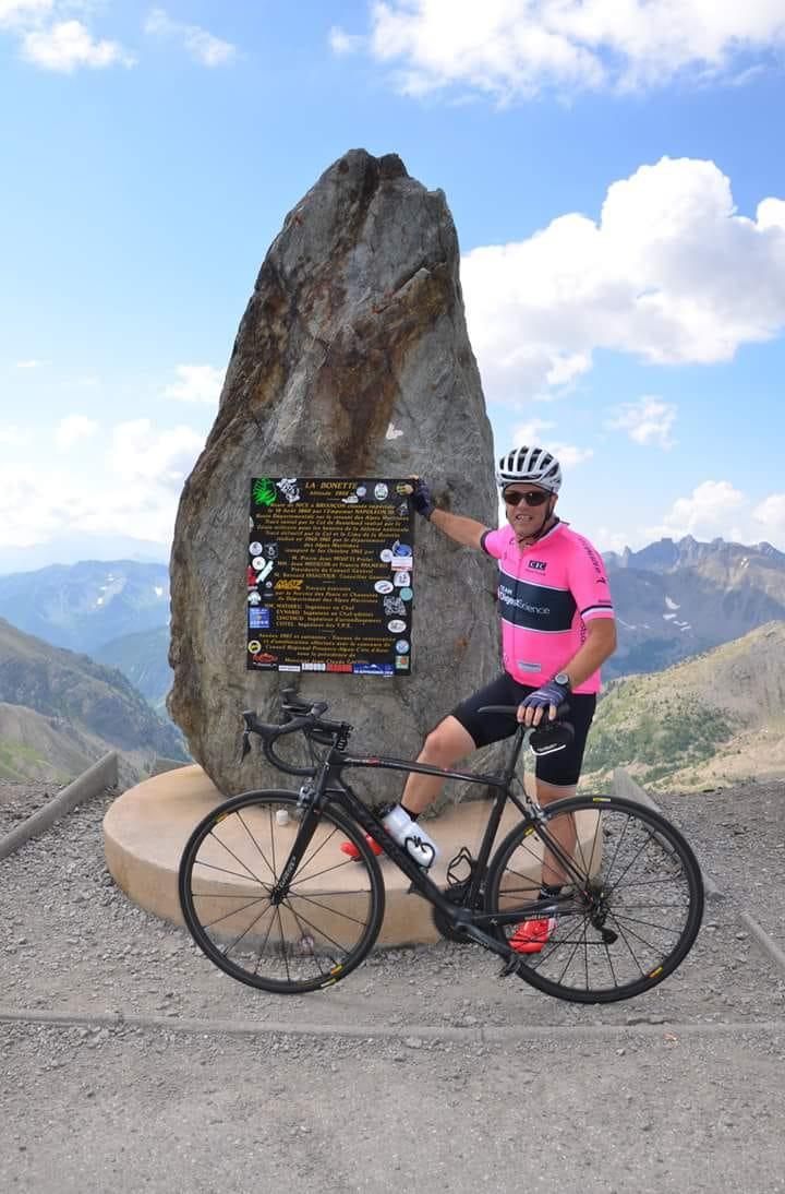 Cime de la Bonette -2802 m(Régis)